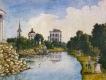 К 500-летию Тульского кремля в Богородицке расчистят пруды парка Бобринских