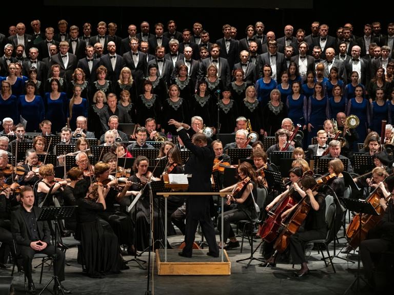 Тульский государственный хор принял участие в Платоновском фестивале