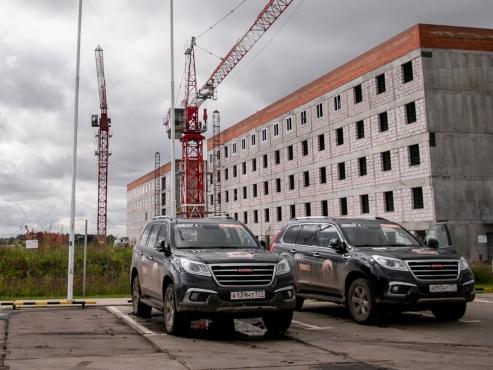 Известны детали остроительстве завода Haval в РФ