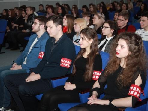 ВКалмыкии высадился «студенческий десант»