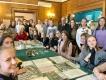 Тульские школьники познакомились с экспозицией музея Редкой книги МГИМО