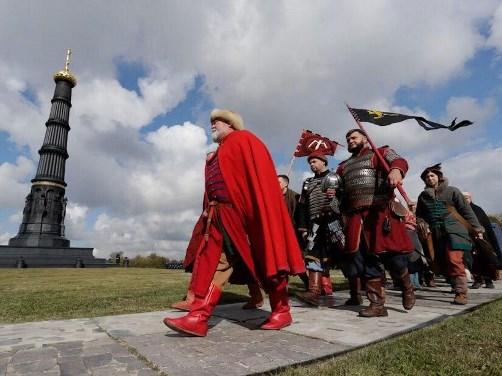 В Тульской области прошел Международный фестиваль «Поле Куликово»