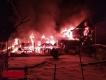 Три человека за сутки погибли на пожарах в Тульской области