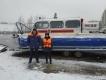 Тульские спасатели патрулируют береговые линии Оки