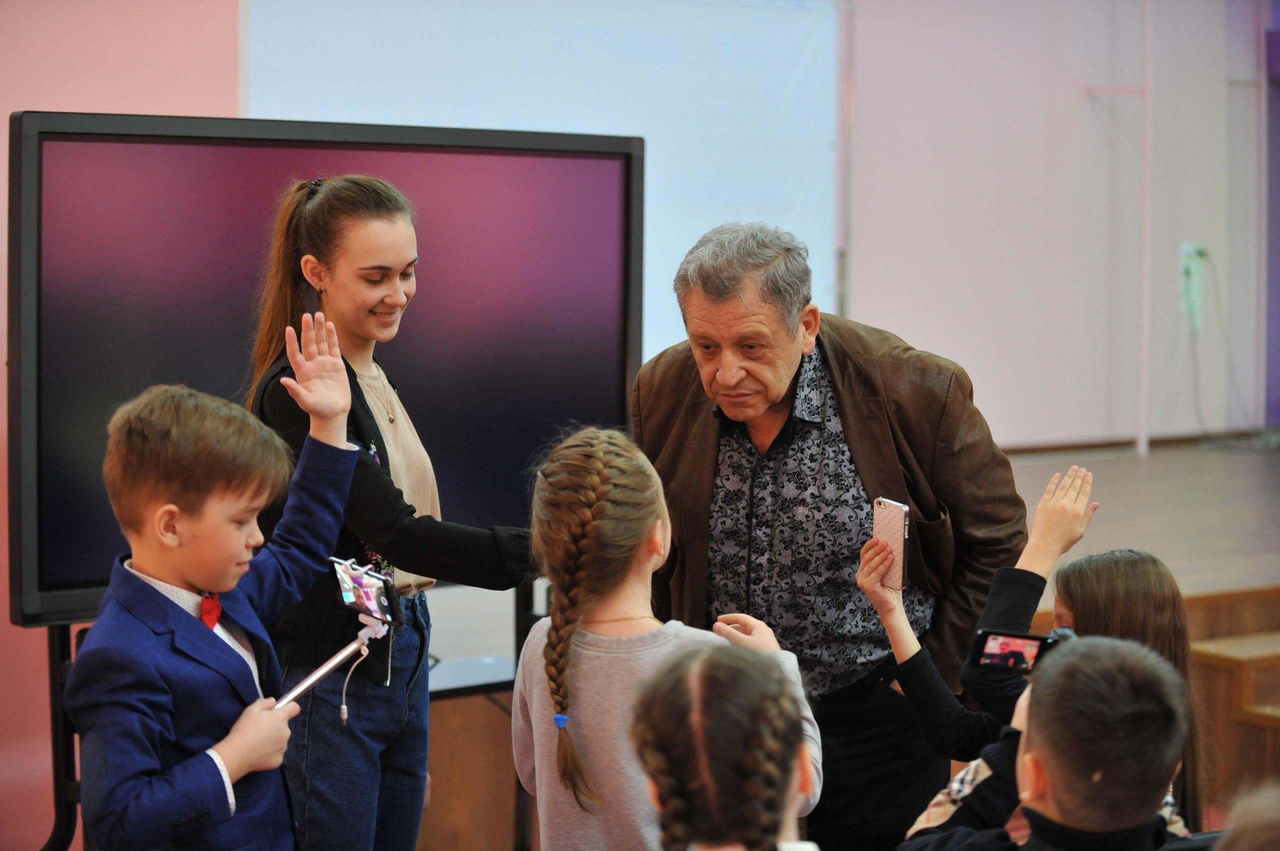 Фото детей бориса грачевского