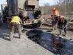 Ямочный ремонт дорог в Тульской области продолжается