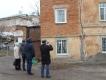 В Туле на улице Союзной аварийный дом покроют гипсовые маячки